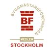 Medlem Byggmästarföreningen Stockholm